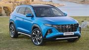 Hyundai Tucson (2021) : voici déjà la quatrième génération du Tucson