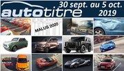 Résumé Auto Titre du 30 septembre au 5 octobre 2019