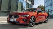Essai Volvo S60 T8 (2020) : hybride pas abattue