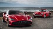 Aston Martin DBS GT Zagato : l'Aston la plus puissante