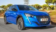 Essai de la nouvelle Peugeot 208 électrique