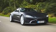 Aston Martin Vantage : et maintenant en Roadster