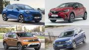 Guide : tous les SUV urbains du marché français