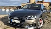 Essai Audi A4 restylée (2019) : le choix rationnel