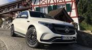Essai Mercedes EQC : le SUV 100% électrique