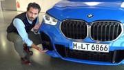 Nouvelle BMW X1 : le TOP pour les sacs de ciment ! … ?