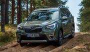 Essai Subaru Forester e-Boxer, soumission volontaire
