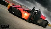KTM X-Bow : Show car