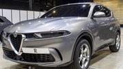Le futur SUV compact Alfa Romeo Tonale en fuite ?