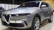 Alfa Romeo Tonale : photos en fuite !