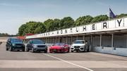 Le Festival Jaguar Land Rover à retrouver sur le circuit de Montlhéry