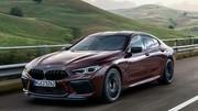 Los Angeles : première mondiale pour la BMW M8 Gran Coupé