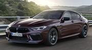 BMW M8 Gran Coupé : toutes les photos et infos officielles