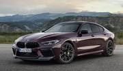BMW Série 8 Gran Coupé : la version M8 Compétition arrive