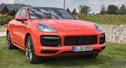 Essai Porsche Cayenne S & Turbo coupé