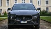 Essai Maserati Levante Trofeo : Levante se lève
