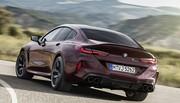 Nouvelle BMW M8 Competition Gran Coupé : le chaînon manquant