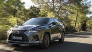 Essai Lexus RX 450h F SPORT 2019 : Modeste mise à jour