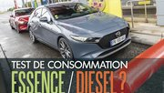 Essai Mazda 3 essence Skyactiv-X : vraiment mieux que le diesel ?