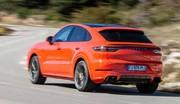 Essai Porsche Cayenne Coupé Turbo et Hybride : La bête et la verte !