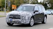 EQB, le SUV électrique « abordable » de Mercedes