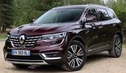 Essai Renault Koleos restylé (2019) : question de survie