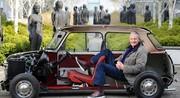 Dyson n'aspire plus à la production d'une voiture électrique