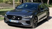 Essai Volvo S60 : exclusivement en version hybride rechargeable