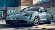 Porsche sort une Taycan plus accessible