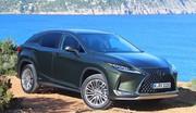 Essai Lexus 450h restylé (2019) : subtiles améliorations