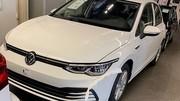 Volkswagen Golf 8 : c'est elle !