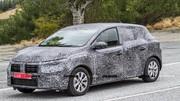 Dacia Sandero 3 (2020) : La cousine de la Renault Clio démasquée
