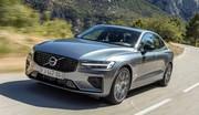 Essai nouvelle Volvo S60