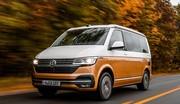 Essai Volkswagen California 6.1 (2019) : le van à vivre
