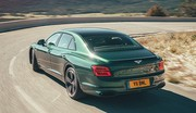 Essai Bentley Flying Spur W12 : flamboyante