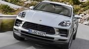 Porsche Macan électrique : avec base de Taycan