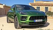 Futur Porsche Macan électrique : jusqu'à 700 ch
