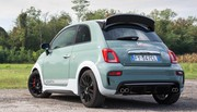 Essai Abarth 695 70th Anniversary : Prime Time !