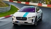 La Jaguar I-Pace devient le premier Ring Taxi électrique