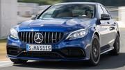 Future Mercedes Classe C 63 AMG : quatre cylindres à la place du V8