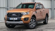 Essai Ford Ranger restylé (2019): espèce en danger
