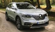 Essai Renault Koleos 2 restylé : pour limiter la casse