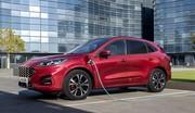 Prix Ford Kuga Plug-In Hybrid : de 38 600 à 46 000 €