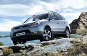 Hyundai présentera un Santa Fe hybride