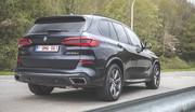 Essai BMW X5 M50d 2019