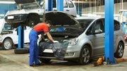 Entretien auto : les réseaux des constructeurs regagnent un peu de terrain