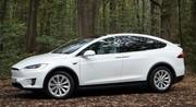 Essai Tesla Model X Grande Autonomie : L'électrique XXL