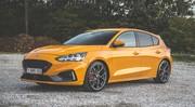Essai Ford Focus ST 2019