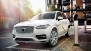 Volvo veut devenir une marque de voitures exclusivement électriques