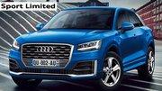 Audi Q2 : série limitée Sport Limited
